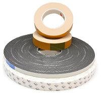 Lepící pásky oboustranné pěnové